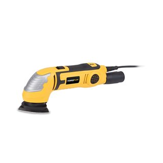 POWERPLUS Ponceuse triangulaire 300W - POWX0490