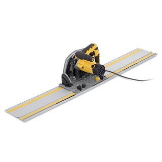 POWERPLUS Scie plongeante 1200W POWX0561 + 4x Rail