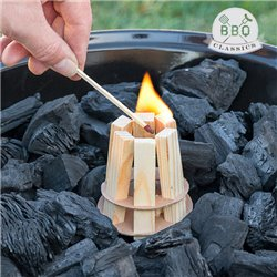 Bois d'Allumage pour Barbecue BBQ Classics