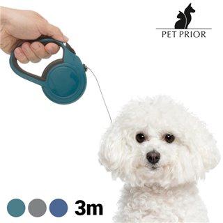 Laisse pour Chiens Extensible Small Pet Prior (3 m)