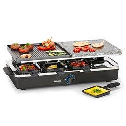 Appareil Raclette avec Gril et Pierre à Griller Tristar RA2992