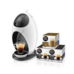 Cafetière à capsules De'Longhi EDG 250.W Jovia 15 bar 0,8 L 1500W Blanc