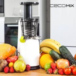 Extracteur de Jus par Pression à Froid Cecomix Juicer Compact 4038