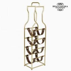 Range Bouteilles (4 bouteilles) - Collection Art & Metal by Bravissima Kitchen