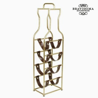 Range Bouteilles (4 bouteilles) - Collection Art & Metal by Bravissima Kitchen