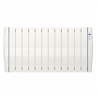 Emetteur Thermique Numérique Fluide (12 modules) Haverland RC12TT 1500W Courbe Blanc