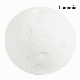 Candélabre circulaire Blanc - Collection Be Yourself by Homania