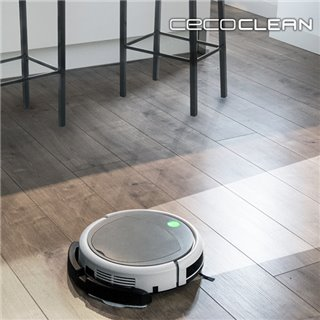 Robot Aspirateur Cecoclean 4 en 1 Slim 890 Wet