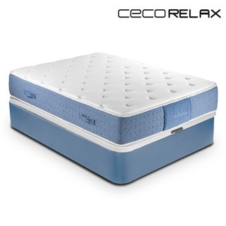 Matelas Viscogel Premium Cecorelax (Épaisseur 30 cm)-Mesure-90 x 180 cm