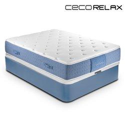Matelas Viscogel Premium Cecorelax (Épaisseur 30 cm)-Mesure-90 x 200 cm
