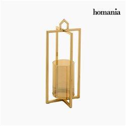Chandelier Doré - Collection Queen Deco by Homania