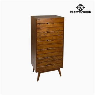 Chiffonnier Bois mindi (118 x 55 x 40 cm) - Collection Serious Line by Craftenwood