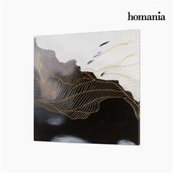 Cadre Huile (100 x 4 x 100 cm) by Homania
