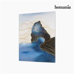 Cadre Huile (80 x 4 x 100 cm) by Homania