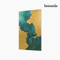 Cadre Huile (90 x 4 x 160 cm) by Homania