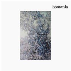 Cadre Huile (80 x 4 x 130 cm) by Homania