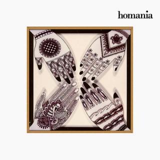 Cadre Acrylique (82 x 4 x 82 cm) by Homania
