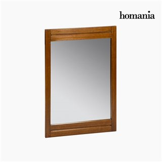 Miroir Bois mindi by Homania
