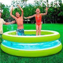 Piscine Gonflable pour Enfants Intex (Ø 203 cm)