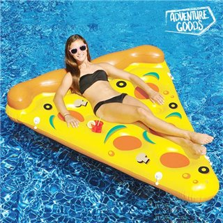 Matelas Gonflable Pizza Adventure Goods