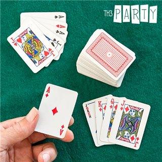 Cartes de Poker Mini Th3 Party