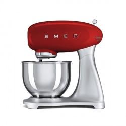 Robot culinaire Smeg SMF01RDEU 4,8 L 1000W Argenté Rouge