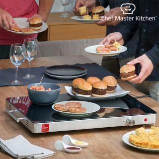 Plateau Chauffe-Plats Chef Master Kitchen Serie S 400W