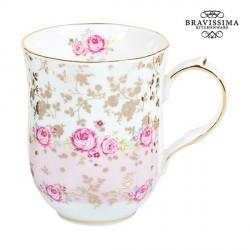 Tasse mug Bleu - Collection Kitchen's Deco by Bravissima Kitchen