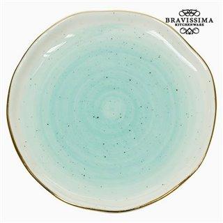 Assiette plate - Collection Kitchen's Deco by Bravissima Kitchen