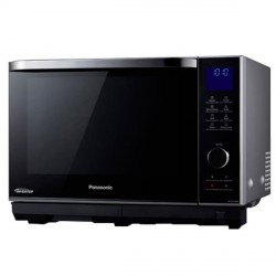 Micro-ondes avec Gril Panasonic NNDS596MEPG 27 L 1000W Gris