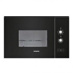 Micro-ondes intégrable Siemens AG HF12G764 20 L 800W Noir