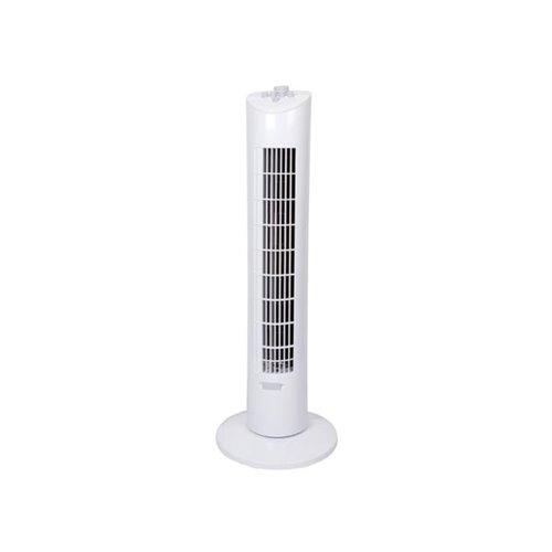 ventilateur colonne 3 vitesses fonction oscillation 60 w. Black Bedroom Furniture Sets. Home Design Ideas