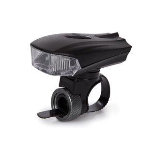 Éclairage Vélo Avec Capteur De Lumière - Aluminium - Rechargeable Par Usb