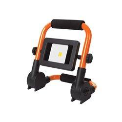 Projecteur De Chantier Portable À Led - Pliant - 10 W - 4000 K