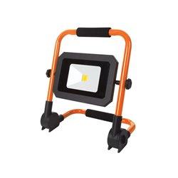Projecteur De Chantier Portable À Led - Pliant - 30 W - 4000 K