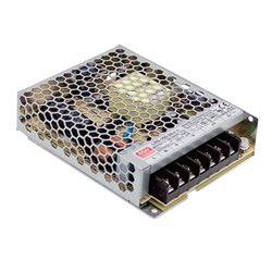 Ite Switching Power Supply - Single Output - 100 W - 12 V - Closed Frame - For Professional Use Only