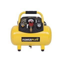 Compresseur 1100W 12 Litres Sans huile