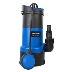 Pompe submersible pour eaux claires et usées 750 W - 750 W