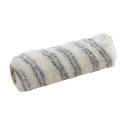 Manchon de rouleau strié 230 mm - Poils longs