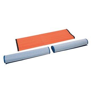Kit 16 pièces protège-escaliers - 730 - 1050 mm