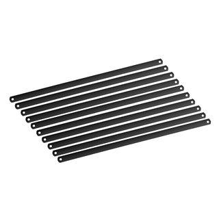 10 lames bimétal pour scie à métaux - 300 mm