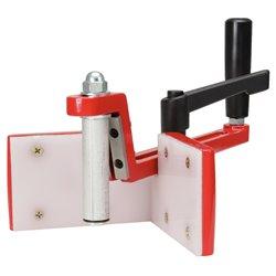 Appareil à chanfreiner les tubes plastiques Ø 20 - 120 mm