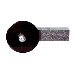 Porte lame avec molette et vis pour 222,5100 et 222,5200, épaisseur maxi 19mm