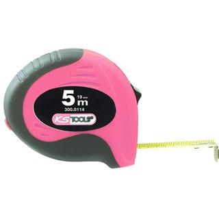 Mètre à ruban Précision 5x19mm