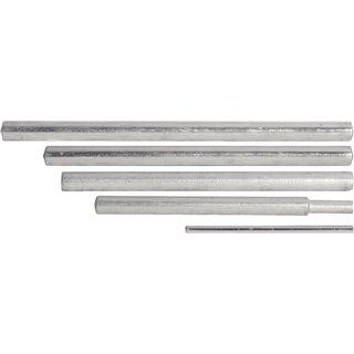 Tiges pour clés à tube droite, 36 - 50 mm