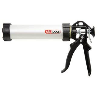 Pistolet à silicone KS - pour cartouches 400 ml et poches