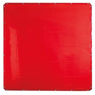 Bâche de soudeur, L. 1740 - rouge