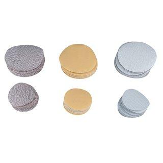 Disques de ponçage à grain 400 Ø 50mm pour 515.5100, 10 pcs
