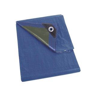 Bâche - Bleu/Vert - Standard - 2 X 4 M