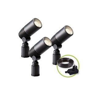 Garden Lights Alder - Spot 12 V - 3 Pcs